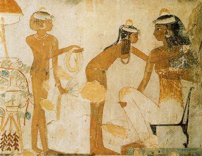 cosméticos Egipto